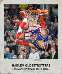 Harlem Globetrotters - 90th Anniversary Tour