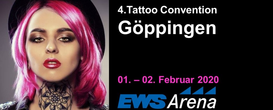 4. Tattoo Convention Göppingen
